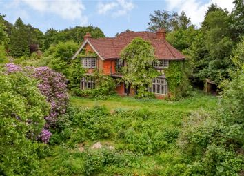 Thumbnail 6 bed detached house for sale in Courts Hill Road, Haslemere, Surrey