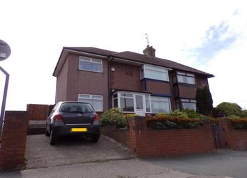 Thumbnail 3 bed semi-detached house for sale in Woolton Road, Liverpool, Merseyside