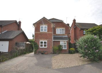 Thumbnail 3 bedroom detached house for sale in Brambledown, West Mersea, Colchester