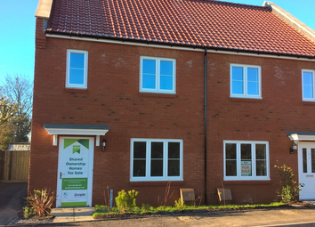 Thumbnail 2 bedroom end terrace house for sale in Manor Lawns, Overlands, North Curry, Taunton, Somerset
