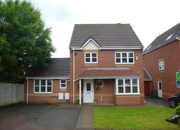 Thumbnail 5 bed detached house for sale in Kestrel Lane, Hamilton, Leicester