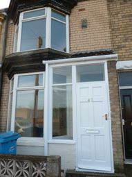 Thumbnail 2 bedroom terraced house to rent in Frodsham Street, Hull