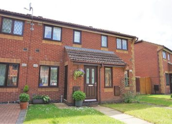 2 bed terraced house for sale in Ravencroft, Bicester OX26