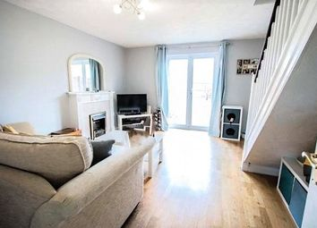Thumbnail 2 bed terraced house for sale in Cheldoc Rise, St. Marys Island, Chatham, Kent
