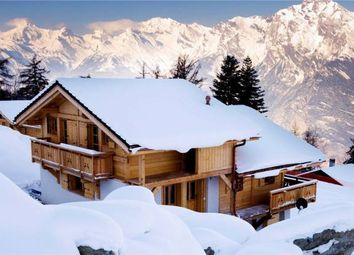 Thumbnail 5 bed chalet for sale in Charming Chalet, Nendaz, Valais, Valais, Switzerland