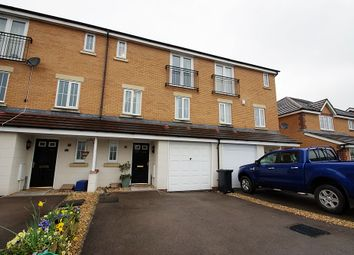 Thumbnail 3 bed town house to rent in Blacktown Gardens, Marshfield, Cardiff