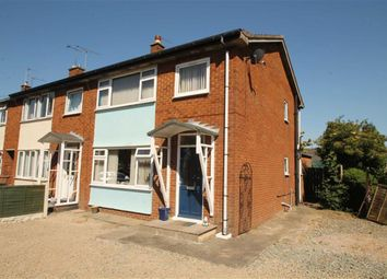 Thumbnail 3 bed semi-detached house for sale in Chaucer Road, Oswestry