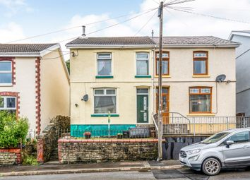 Thumbnail 3 bed semi-detached house for sale in Adare Street, Ogmore Vale, Bridgend