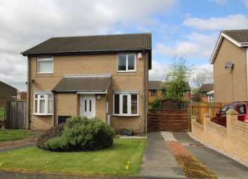 Thumbnail 2 bed semi-detached house to rent in Horning Court, Meadow Rise, Newcastle Upon Tyne