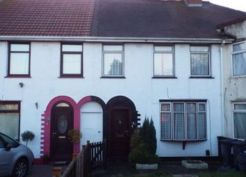 Thumbnail 3 bedroom terraced house for sale in Kingstanding Road, Birmingham, West Midlands