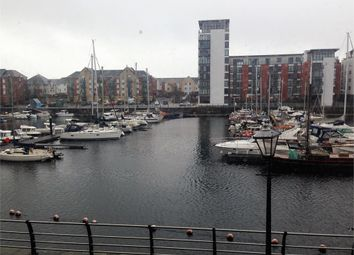 Thumbnail 2 bed flat to rent in Penryce Court, Victoria Quay, Swansea, Swansea.