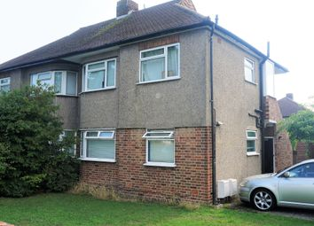 Thumbnail 2 bedroom maisonette to rent in Transmere Close, Petts Wood