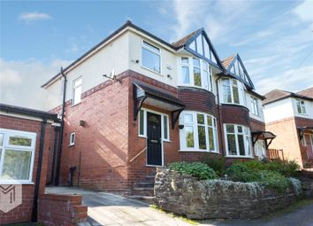 Thumbnail 3 bed semi-detached house for sale in Bryn Lea Terrace, Bolton, Greater Manchester