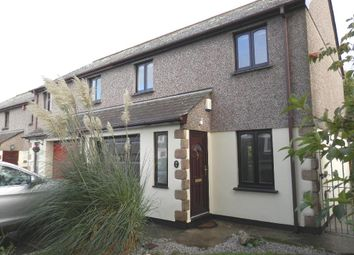Thumbnail 3 bed semi-detached house to rent in Caroline Row, Hayle