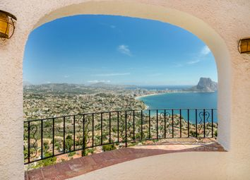 Thumbnail 4 bed villa for sale in Calpe, Alicante, 03710, Spain, Calpe, Alicante, Valencia, Spain