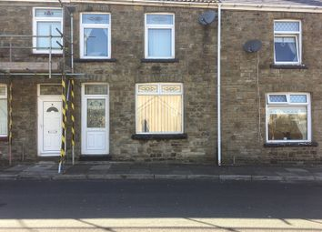 Thumbnail 4 bed terraced house to rent in 3 Glanafon Terrace, Maesteg, Bridgend.