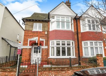 Thumbnail 4 bed semi-detached house for sale in Elm Road, London