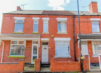 Thumbnail 4 bed terraced house for sale in St. Lawrences Road, Foleshill, Coventry