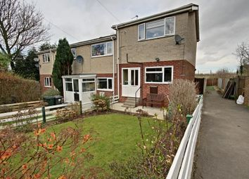 Thumbnail 2 bed semi-detached house for sale in Edinburgh Drive, North Anston, Sheffield