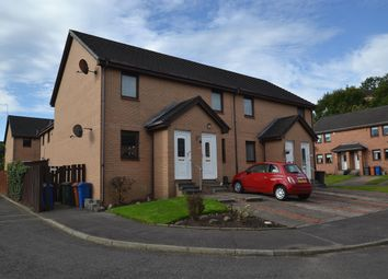 Thumbnail 2 bed flat for sale in Glenburn Court, Kirkintilloch, Glasgow