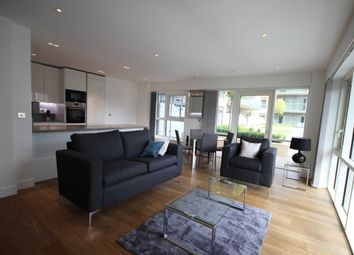 Thumbnail 2 bed flat to rent in Vista House, Dickens Yard, Longfield Avenue, London