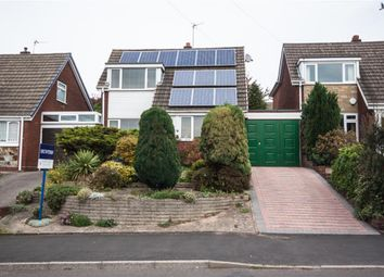 Thumbnail 3 bed link-detached house for sale in Chase Road, Burntwood