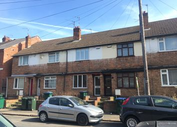 Thumbnail 3 bed terraced house to rent in Charterhouse Road, Stoke, Coventry
