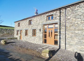 Thumbnail 2 bed barn conversion to rent in Middle Mansriggs, Ulverston, Cumbria