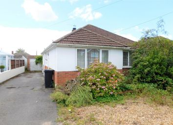 Thumbnail 2 bed bungalow for sale in Peters Close, Upton, Poole