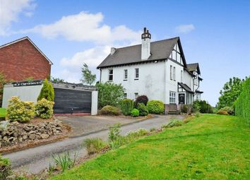 Thumbnail 5 bed detached house for sale in Wood Lane, Cannock, Staffordshire