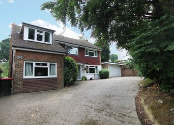 Thumbnail 4 bed detached house for sale in Horsham Road, Crawley, West Sussex.