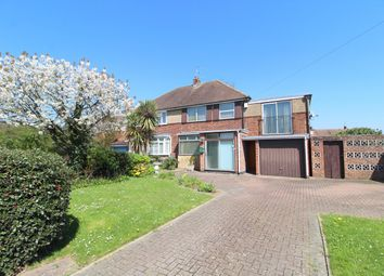 Thumbnail 3 bed semi-detached house for sale in Elgin Avenue, Ashford