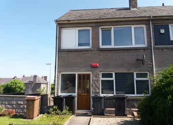 Thumbnail 3 bed end terrace house to rent in Clifton Road, Woodside, Aberdeen