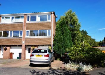 Thumbnail 3 bed town house for sale in Mossley Court, Hawarden