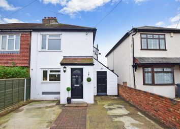Thumbnail 3 bed semi-detached house for sale in Essex Road, Longfield, Kent