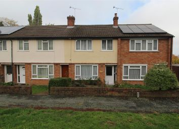Thumbnail 3 bed terraced house for sale in Woodside Close, Knaphill, Woking