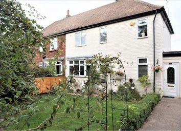 Thumbnail 3 bed semi-detached house for sale in Woad Lane, Great Coates