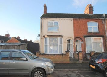 Thumbnail 3 bed terraced house for sale in Spencer Road, Rushden