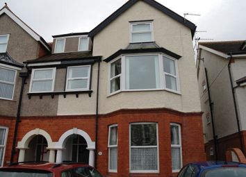 Thumbnail 2 bed flat to rent in First Floor Flat, 71 Mostyn Avenue, Craig Y Don