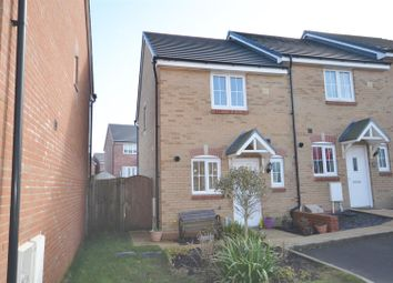 Thumbnail 2 bed end terrace house for sale in Heol Waungron, Carway, Kidwelly