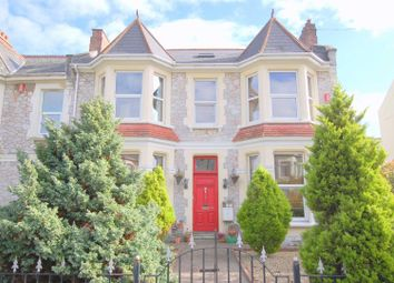 Thumbnail 7 bed end terrace house for sale in Milehouse Road, Plymouth