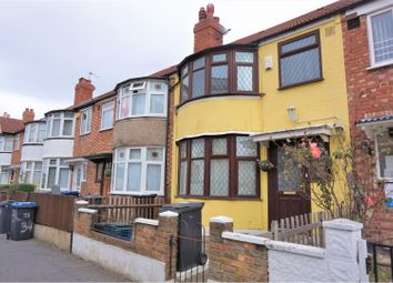 Thumbnail 3 bed terraced house to rent in Norbury Road, Thornton Heath