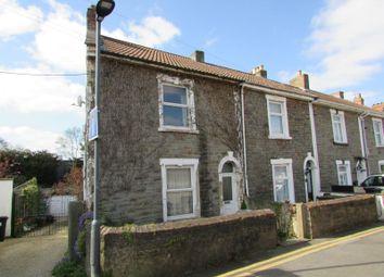 Thumbnail 2 bed end terrace house for sale in 6 Ansteys Road Hanham, Bristol, Avon