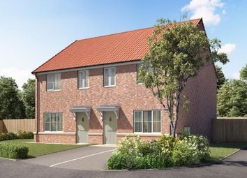 Thumbnail 3 bed semi-detached house for sale in Brookfield Garth, Hampsthwaite, Harrogate
