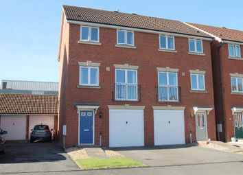 Thumbnail 3 bed end terrace house for sale in Davey Road, Northway, Tewkesbury