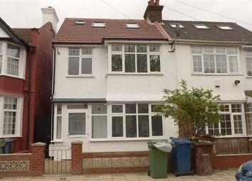 Thumbnail 3 bed flat for sale in Lorne Road, Harrow Weald, Middlesex