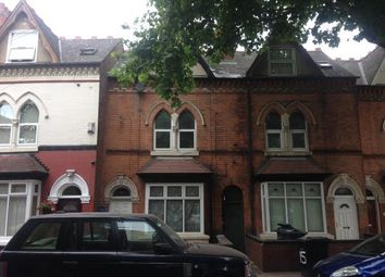 Thumbnail 4 bed terraced house for sale in Stafford Road, Handsworth, Birmingham