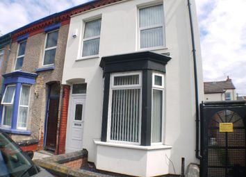 Thumbnail 3 bed terraced house to rent in Hughestead Grove, Garston, Liverpool