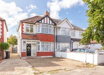 The Fairway, London N13. 3 bed semi-detached house