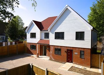 Thumbnail 4 bed semi-detached house for sale in The Landway, Borough Green, Sevenoaks